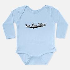 San Luis Obispo, Retro, Body Suit
