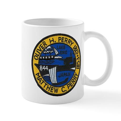 USS PERRY Mug