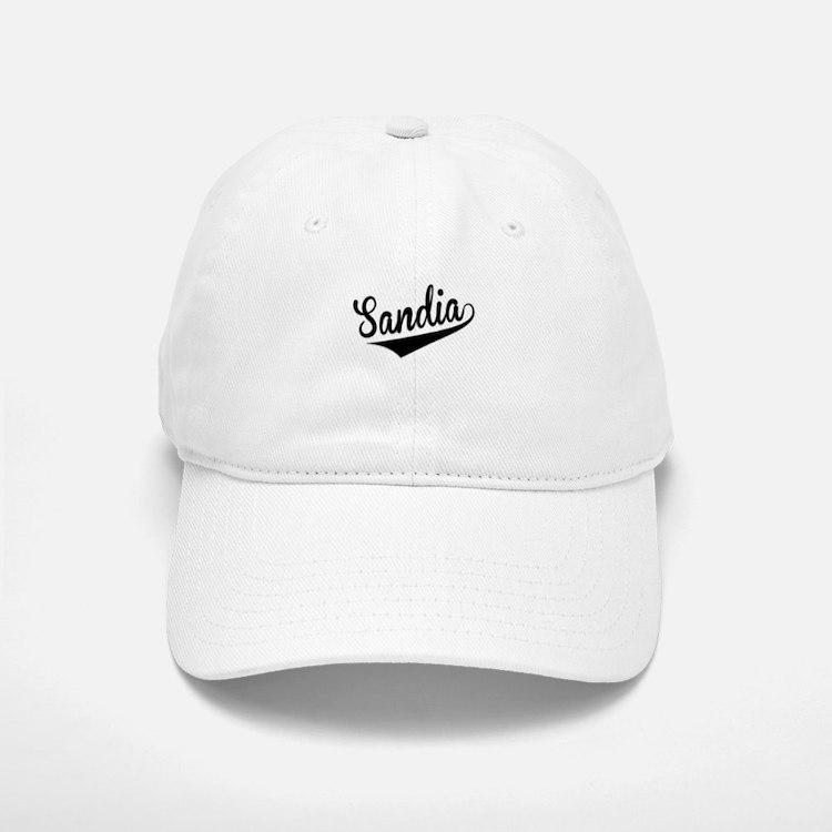 Sandia, Retro, Baseball Baseball Baseball Cap
