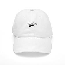 Sandstone, Retro, Baseball Baseball Cap
