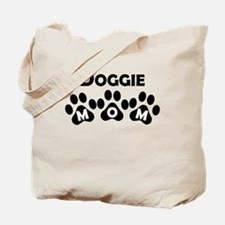 Doggie Mom Tote Bag