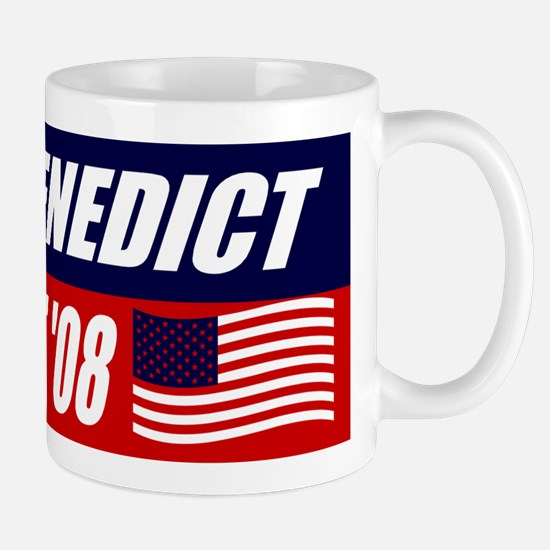 POPE BENEDICT FOR PRESIDENT S Mug