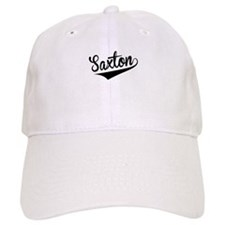 Saxton, Retro, Baseball Baseball Cap