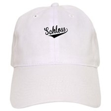 Schloss, Retro, Baseball Baseball Cap