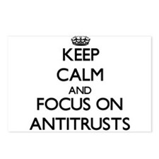 Keep Calm And Focus On Antitrusts Postcards (Packa