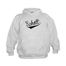 Schott, Retro, Hoodie