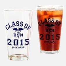 Class Of 2015 BSN Drinking Glass