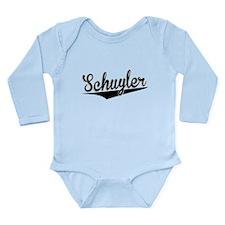 Schuyler, Retro, Body Suit