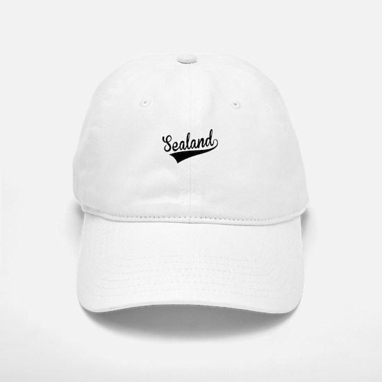 Sealand, Retro, Baseball Baseball Baseball Cap