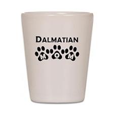 Dalmatian Mom Shot Glass