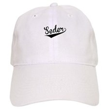 Seder, Retro, Baseball Baseball Cap
