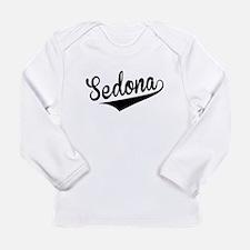 Sedona, Retro, Long Sleeve T-Shirt