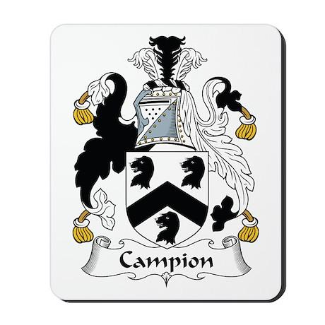 Campion Mousepad