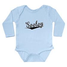 Seeley, Retro, Body Suit