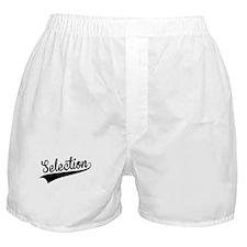 Selection, Retro, Boxer Shorts