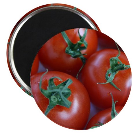 """Cherry Tomatoes 2.25"""" Magnet (10 pack)"""