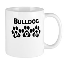 Bulldog Mom Mugs