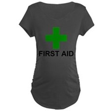 GC First Aid Maternity T-Shirt