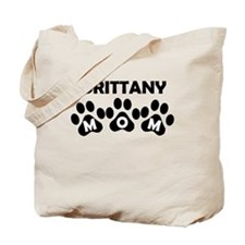 Brittany Mom Tote Bag