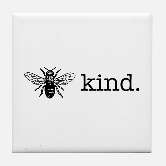 Be Kind Tile Coaster