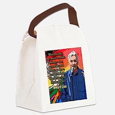 Howard Zinn Canvas Lunch Bag