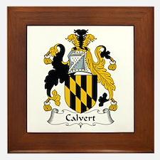 Calvert Framed Tile