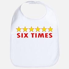 LFC Six Times Bib