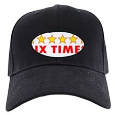 LFC Six Times Baseball Hat