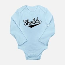 Sheilds, Retro, Body Suit