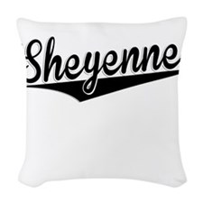 Sheyenne, Retro, Woven Throw Pillow