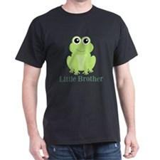 Little Brother Green Frog T-Shirt