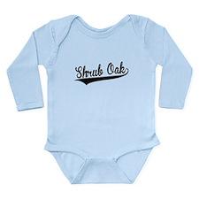 Shrub Oak, Retro, Body Suit