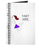 FART GIRL GAG HUMOR Journal