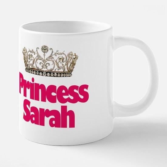 Princess Sarah Mugs