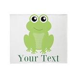 Frog Blankets