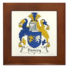 Dancey Framed Tile