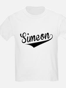 Simeon, Retro, T-Shirt