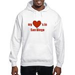 San Diego Hooded Sweatshirt