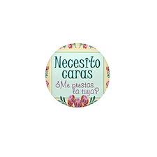 Cara Mini Button (10 pack)