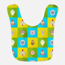 Farm Faces Bib