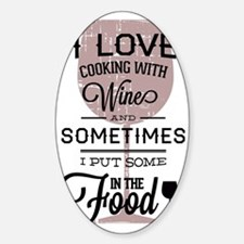 I love Wines! Decal