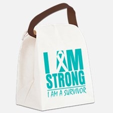 PKD Strong Canvas Lunch Bag