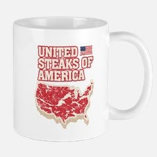 United Steaks of America Mug
