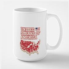 United Steaks of America Mug