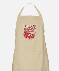 United Steaks of America Apron