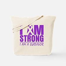 Sarcoidosis Strong Tote Bag