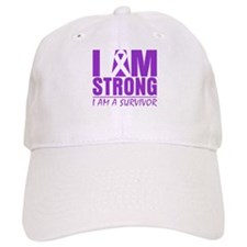 Pancreatitis Strong Baseball Cap