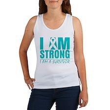Myasthenia Gravis Strong Women's Tank Top