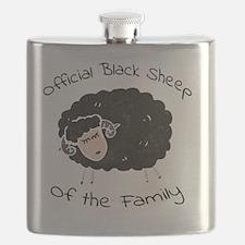 Official Black Flask