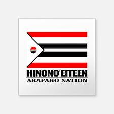 Arapaho Flag Sticker